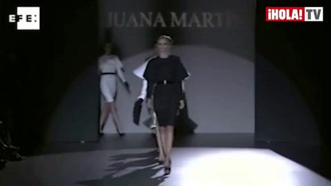 Fashion Week Madrid Otoño-Invierno 2013-2014: Juana Martín
