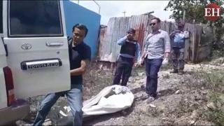 Tegucigalpa: Encuentran persona sin vida en la Villa Cristina