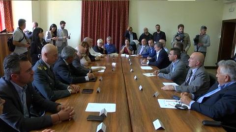 Patto per la sicurezza, 18 sindaci dal Prefetto
