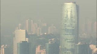 Goleada a México eleva contaminación en Chile