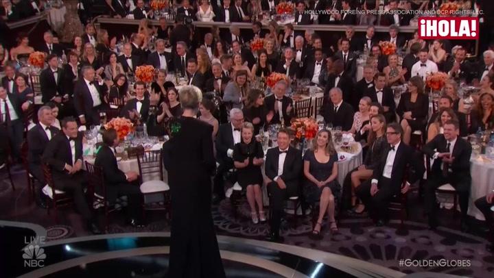 Así ha sido la Gala de los Globo de Oro