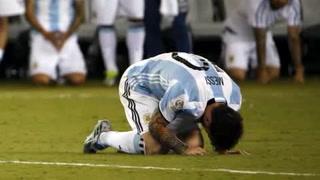 Messi renuncia a la Selección de Argentina