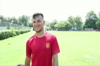 Mario Martínez avisa al Olimpia anotando un golazo casi imposible
