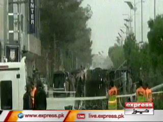 کوئٹہ میں ایک گھنٹے کے دوران 3 خودکش حملوں میں 6 پولیس اہلکار شہید