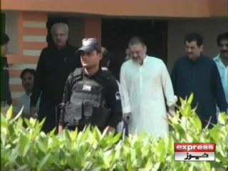 شرجیل اور شاہ رخ سمیت تمام قیدیوں کو اسپتال سے جیل بھیجنے کا حکم