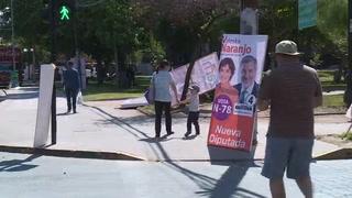 Campaña electoral atípica en Chile con fantasma de la abstención