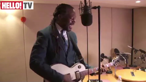 Levi Roots - a saucy new addition to Aardman\'s hall of fame
