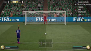 El penalti más viral y extraño de FIFA 17 que nadie consigue explicar