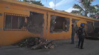San Juan Pilcaya, en el epicentro del sismo