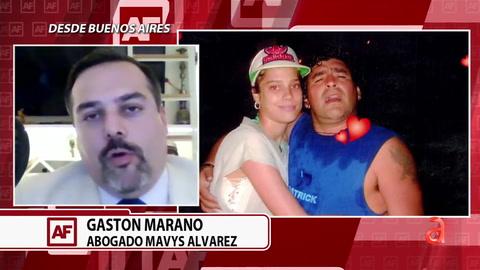 Habla testigo que vio los destrozos de Maradona en el Hotel Hilton de Buenos Aires mientras se hospedaba con Mavys