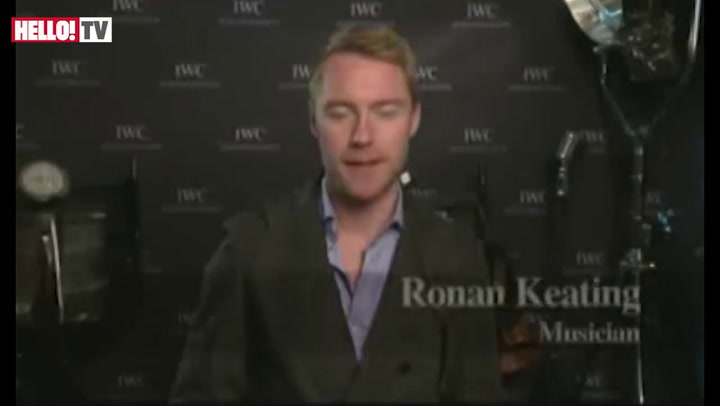 Ronan Keating and a host of celebs discuss their plans for 2011