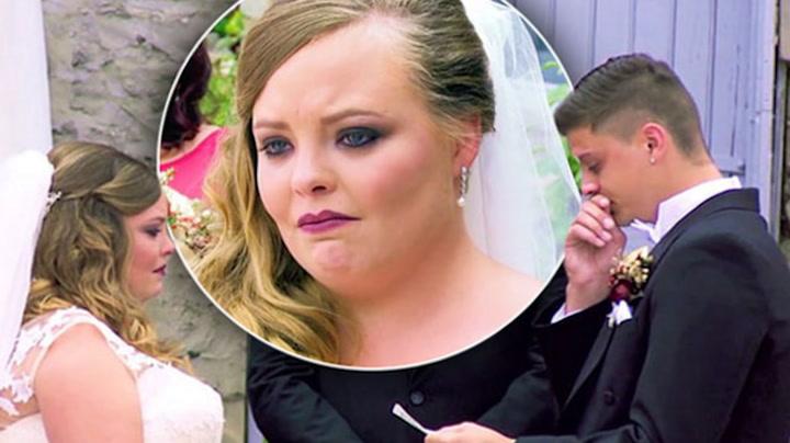 Tyler Baltierra & Catelynn Lowell Share Tearful Wedding Vows On ...