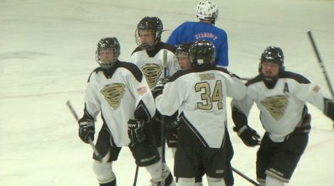 SHG vs. Decatur Hockey