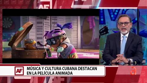 Música y cultura cubana destacan en nueva película de Netflix
