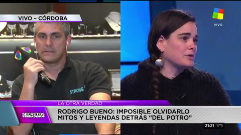 Patricia Pacheco: Hizo lo imposible para que Rodrigo no pueda llegar al nene