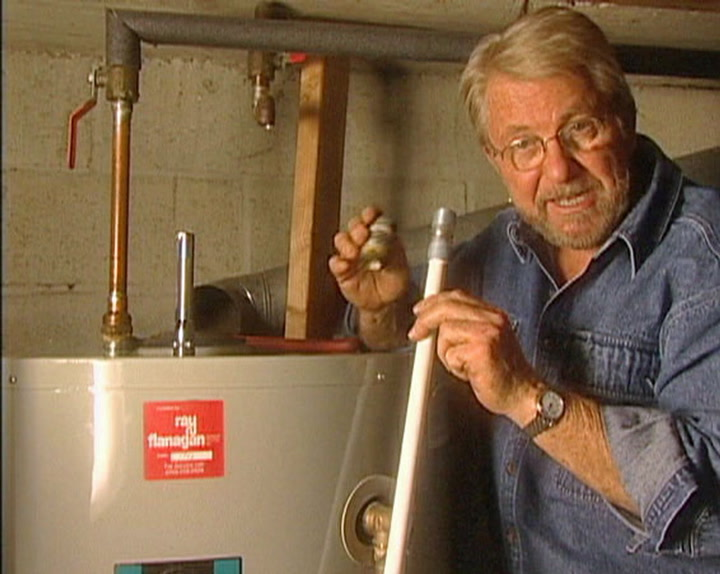Faulty Water Heater Dip Tube - Diagnosis and Replacement • Ron Hazelton