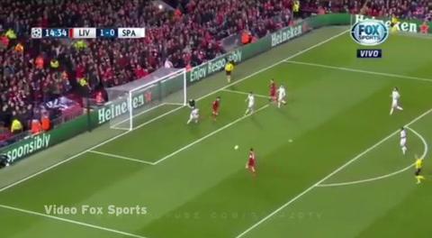 Liverpool 7-0 FC Spartak de Moscú (Champions League 2017)