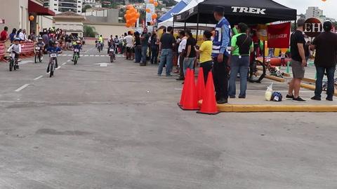 Así se vivió  la Vuelta Ciclística Infantil de El Heraldo 2017