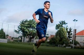 Andy Najar se recupera gracias al doctor que curó a Messi y Maradona