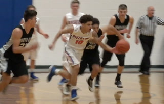 Riverton vs. North Mac Boys Hoop