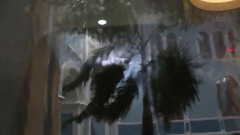 Huracán María tocó tierra en Puerto Rico