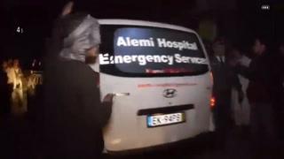 Casi 60 muertos en dos atentados en Kabul, Afganistán