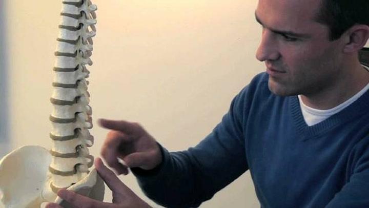 Fysiotherapie Sens Gezondheidszorg - Bedrijfsvideo