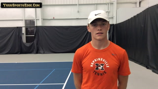 Major on Playing in State Tournament