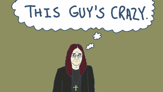 Drawl: How NOT to Impress Ozzy by Max Cavalera