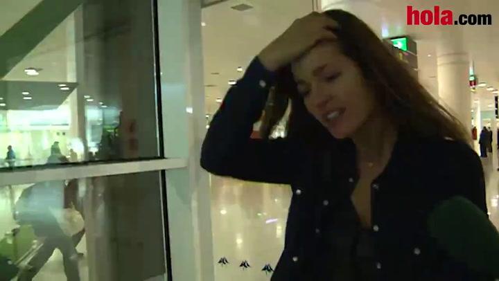 Malena Costa, tras la paternidad de Carles Puyol: \'Me alegro mucho por él\'