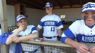 New Berlin Vs. Auburn Baseball