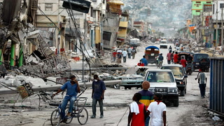 Pat Gray recaps his trip to Haiti with Glenn Beck to comfort victims of child sex trafficking