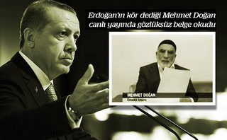 Mehmet Doğan: Usame Bin Ladin'i severim