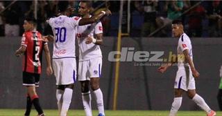 Olimpia supera al Alajuelense en el Morazán