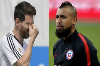 El porqué Messi no rinde con Argentina según Arturo Vidal