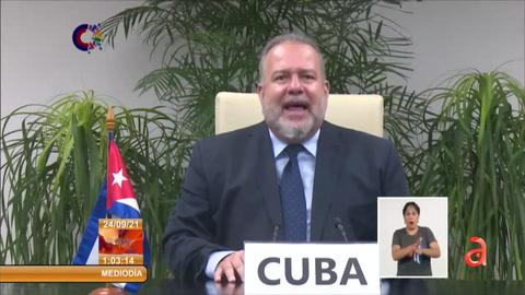 Primer ministro del régimen se queja de Distribución Internacional de Vacunas