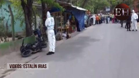 Por extorsión asesina vendedores de la lacteos en Las Casitas y PMOP lo captura en un rapidito