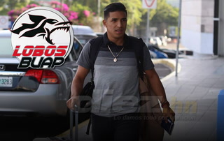 ¡Michaell Chirinos se marchó hacia México para integrarse a Lobos Buap!