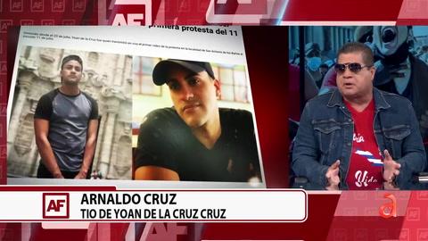 Denuncian que régimen pide ocho años de cárcel para cubano que transmitió primera protesta del 11 de julio