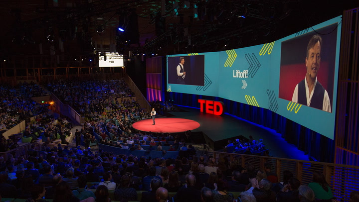 How David Rockwell Reinvented The Theater For The TED Era
