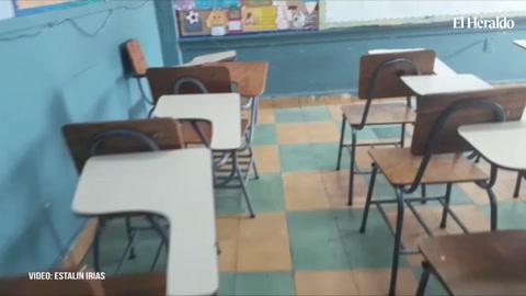 Escuela República de Argentina, el último lugar que frecuentó Gabriela Colindres