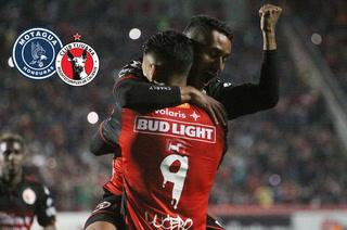 Tijuana golea a Pumas y mete miedo a Motagua previo al duelo de Concacaf