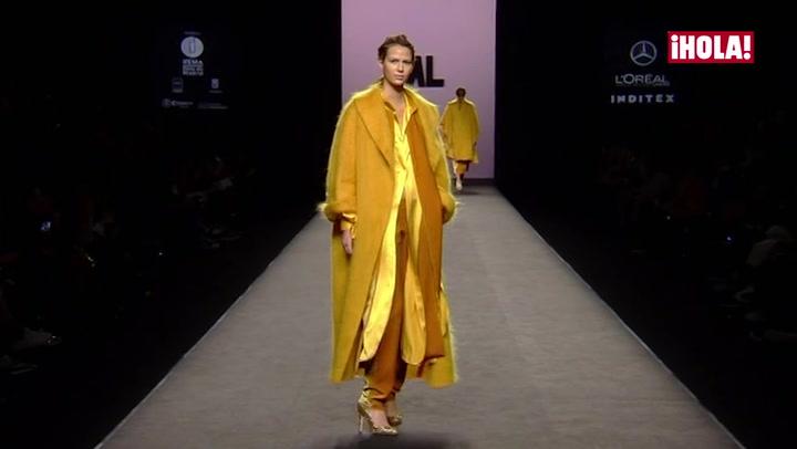 Fashion Week Madrid otoño-invierno 2017-2018: Marcos Luengo
