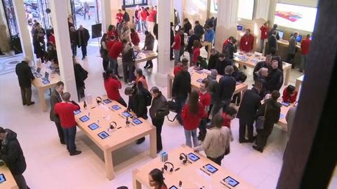 Apple pagará USD 38.000 mill en EEUU por repatriar beneficios