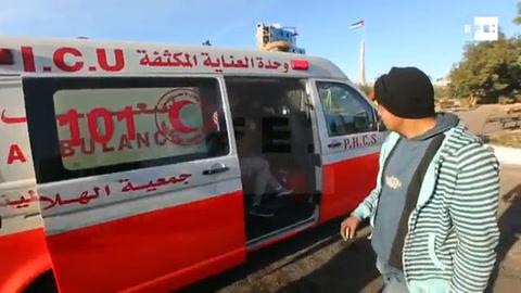 Crece la tensión en una jornada con 4 muertos en Gaza y 150 heridos en territorios palestinos