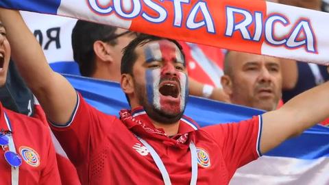 Costa Rica pierde 1-0 ante Serbia en su arranque en el Mundial