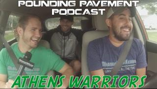 Athens Pounding Pavement Podcast
