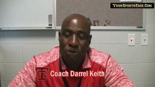 Keith Looking to Get Players on the Field