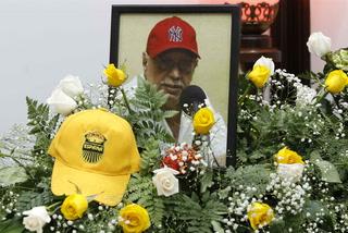 Jugadores y directivos le dan el último adiós a Tito Handal