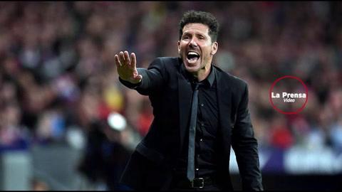 Filtran polémico audio de Simeone criticando a Argentina y Messi